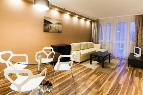 Apartament Luxury - Warszawa