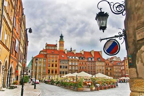 Stone Steps Apartments - Warszawa