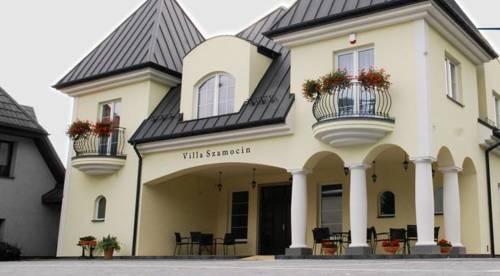 Villa Szamocin - Warszawa