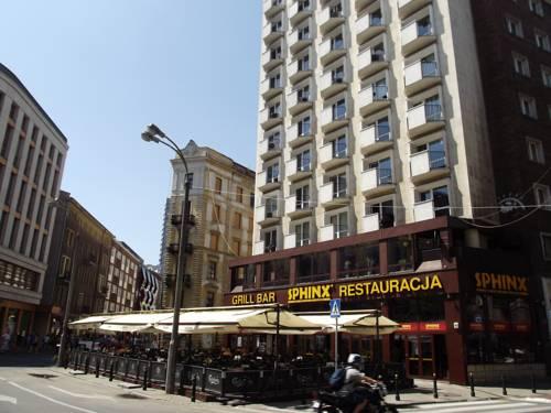 bed4city Szpitalna Street - Warszawa