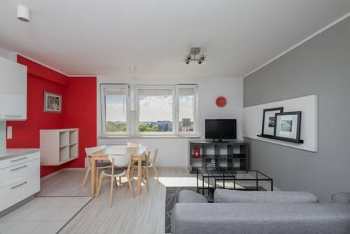 Accommodo Apartament Dąbrowskiego Warszawa - Warszawa