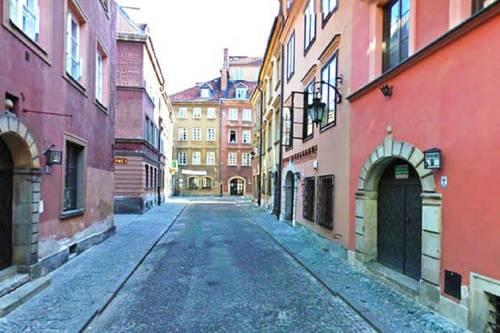 AAA Stay Old Town Market Square - Warszawa