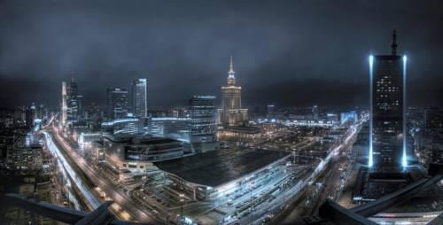 Dream in Warsaw - Wspólna 69 - Warszawa