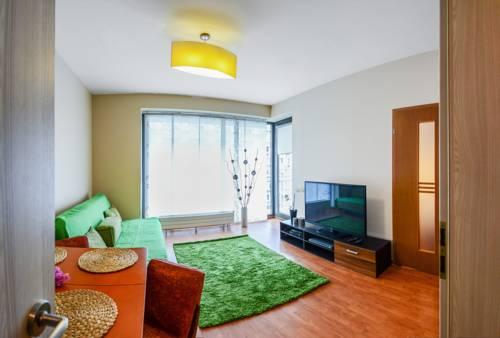Apartament Grzybowska - Warszawa