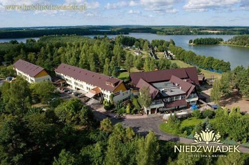 Hotel Niedźwiadek - Wąglikowice