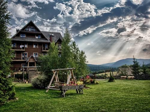 Hotel Carpatia Bieszczadzki Gościniec - Wetlina
