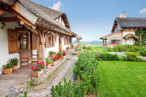 Osada Głęboczek. Vine Resort&Spa - Wielki Głęboczek