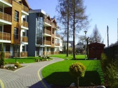 Apartamenty Apartinfo Jasny Brzeg - Władysławowo