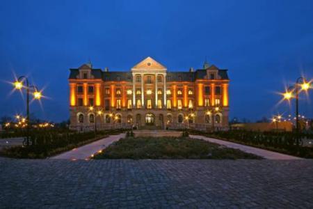 Pałac Bursztynowy - Włocławek