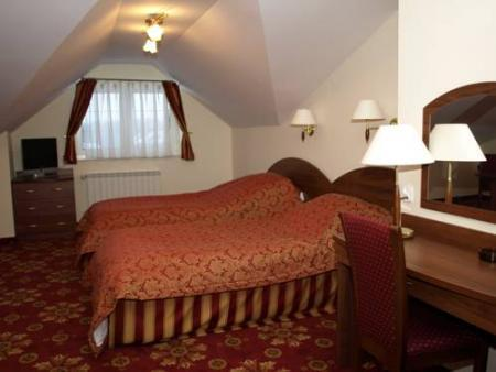 Hotel Relaks - Wola Ducka