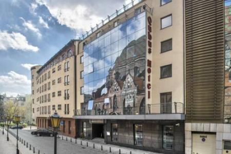 Qubus Hotel Wrocław - Wrocław