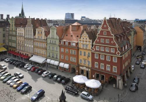 Solny Square Aparthotel - Wrocław