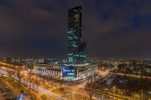 Sky Tower 46th Floor Penthouse - Wrocław