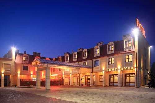 Hotel Nowy Dwór W Zaczerniu - Zaczernie