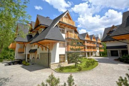 Bellamonte Aparthotel - Zakopane