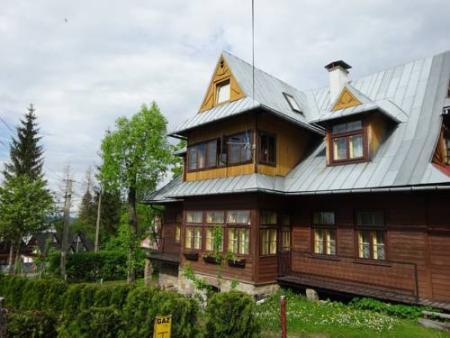 Dom Sw. Stanislawa - Zakopane