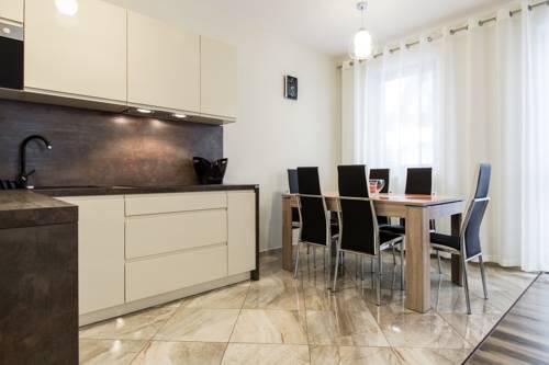 Apartament Zaciszny w Centrum z Balkonem - Zakopane