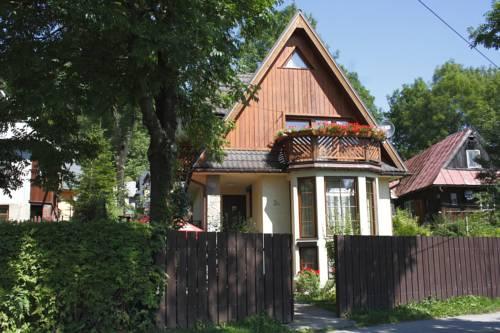 Domek w Górach - Przy Potoku - Zakopane