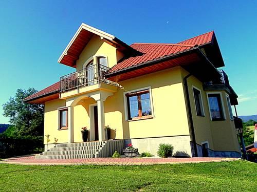 Pokoje nad Soliną - Zawóz