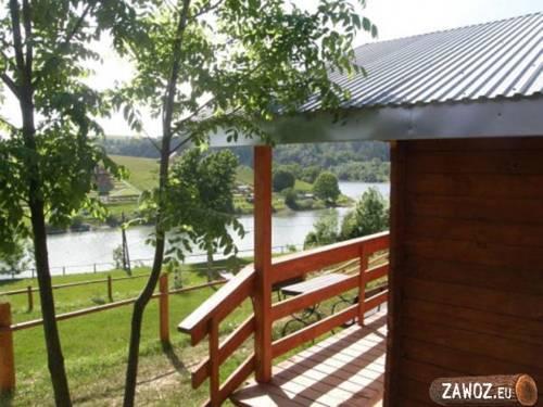 Domki nad Jeziorem Solińskim - Zawóz