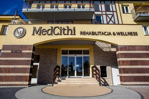 Hotel MedCithi - Zebrzydowice