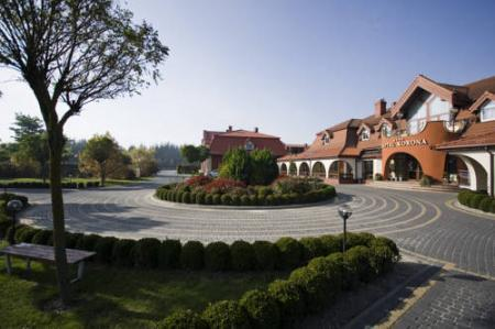 Hotel Korona Spa & Wellness - Zemborzyce Tereszyńskie