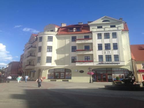 Hotel Śródmiejski - Zielona Góra