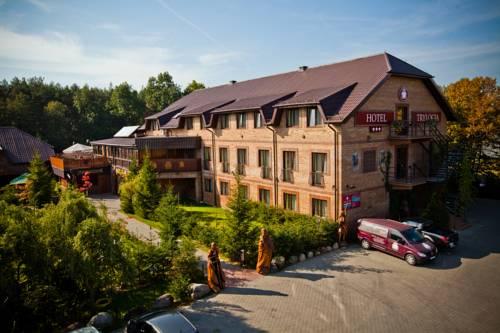 Hotel Trylogia - Zielonka