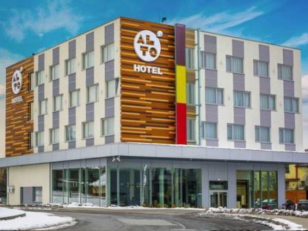 Hotel Alto Żory - Żory
