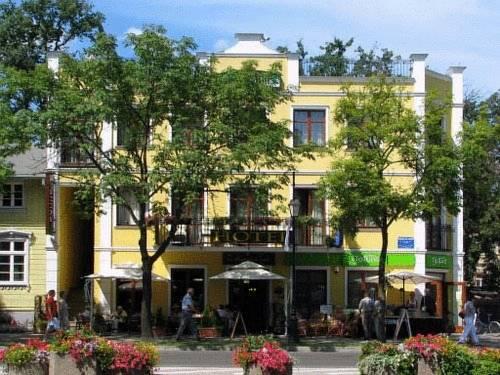 Villa P'alinka - Ciechocinek