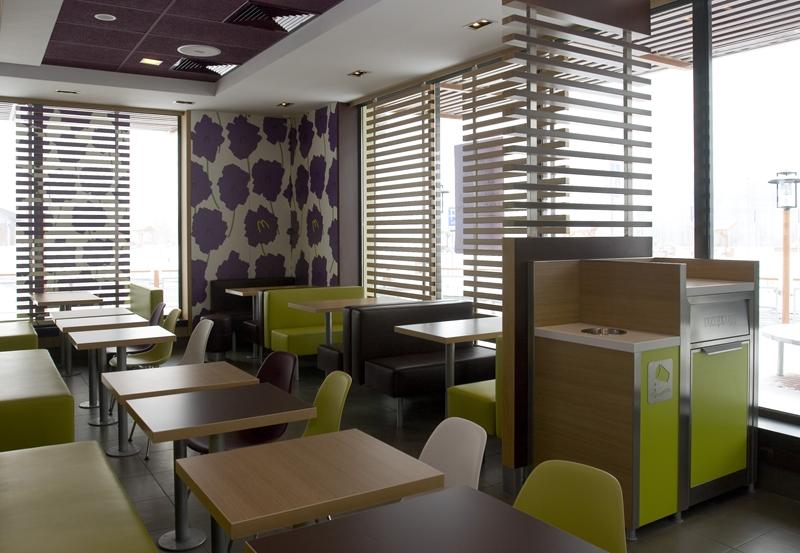 McDonalds Goleniów MOP Żdżary