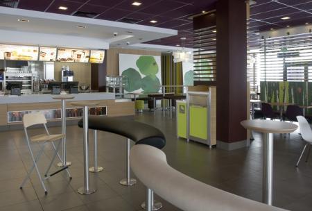 McDonalds Gdynia Plac Konstytucji 1 (dworzec kolejowy)