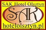 SAK Hotel Olsztyn Noclegi Restauracja
