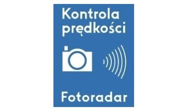 Fotoradar Blok Dobryszyce