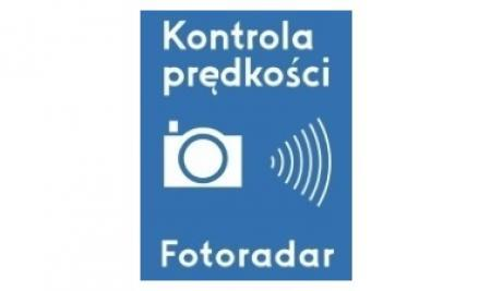 Fotoradar Wielbark