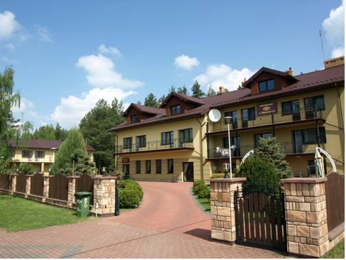 Pensjonat u Marianny - Augustów