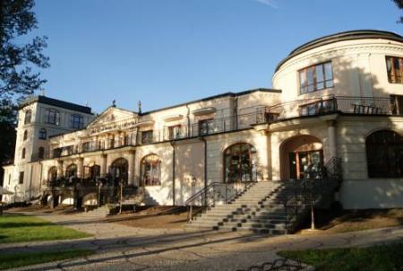 Pałac na Wodzie - Augustów