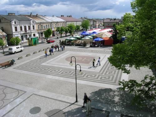 Pokoje Centrum U Ani - Augustów