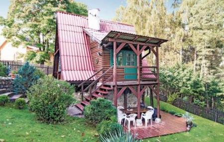 Holiday home Barczewo Kaplityny II - Barczewo
