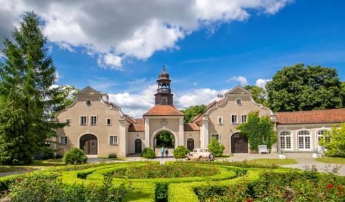 Pałac Galiny - Bartoszyce