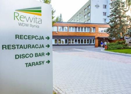 Rewita WDW Rynia - Białobrzegi