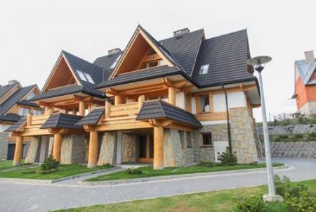 Apartament w Osadzie Podhalańskiej - Biały Dunajec