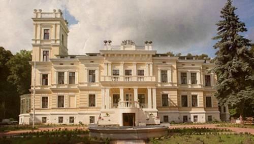 Pałac Biedrusko - Biedrusko