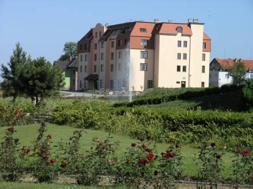 Hotel Sportwerk - Biskupice Podgórne