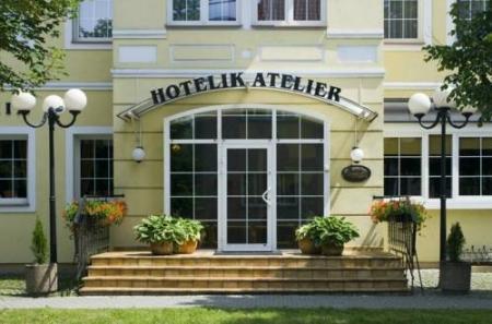 Hotelik Atelier - Biskupiec