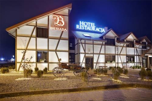 Hotel Biesiada - Bogucin