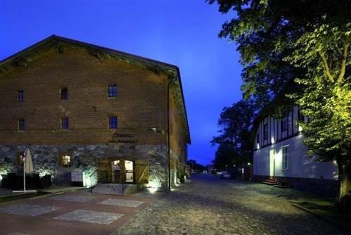 Pałac Spichrz - Borcz