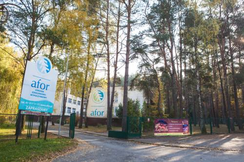 Ośrodek Szkoleniowo Wypoczynkowy AFOR - Borków