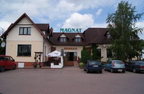 Magnat Hotel Restauracja - Brodnica