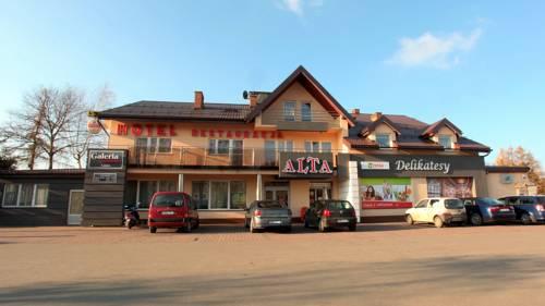 Hotel Alta - Brzozów